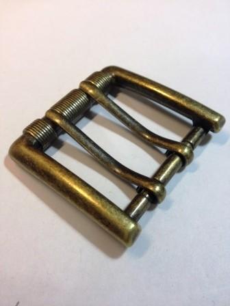 Пряжка для ремня с двумя язычками для ремня шириной 40 мм | 209р. | 5 | Пряжка для ремня с двумя язычками для ремня шириной 40 мм