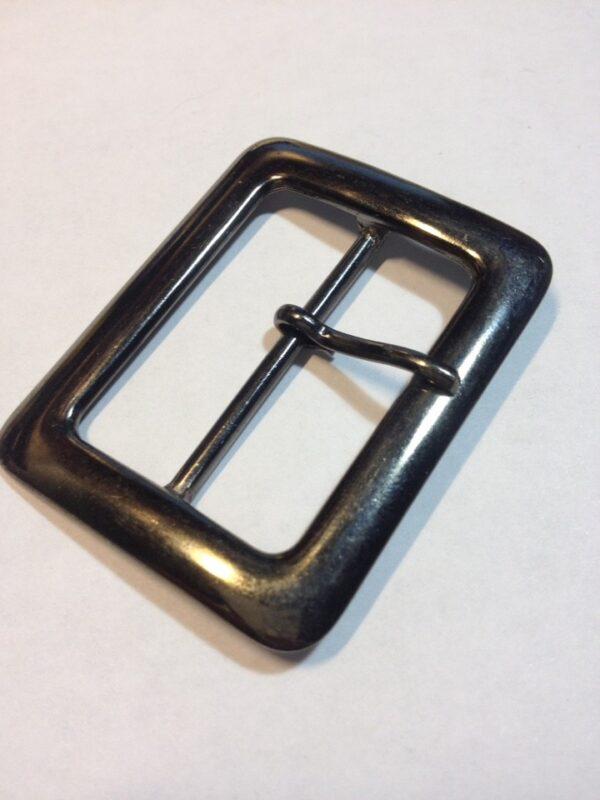 Пряжка 40 мм черный никель