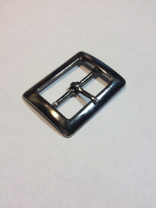 Пряжка 30 мм черный никель