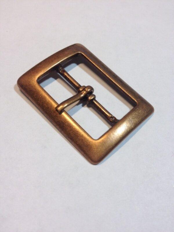 Пряжки 30 мм старая медь