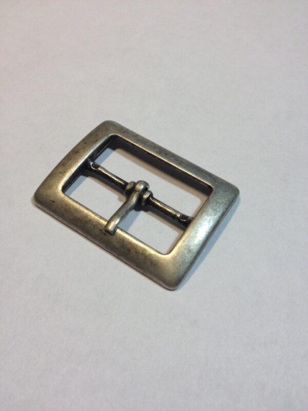 Пряжка 30 мм старое серебро Фурнитура для кожгалантереи   80р.   5   Пряжка 30 мм старое серебро Фурнитура для кожгалантереи