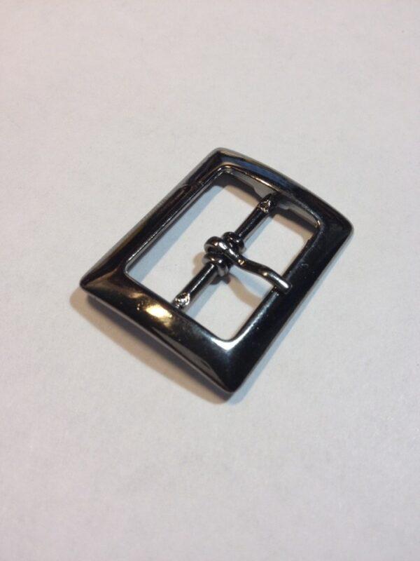 Пряжка 25 мм черный никель