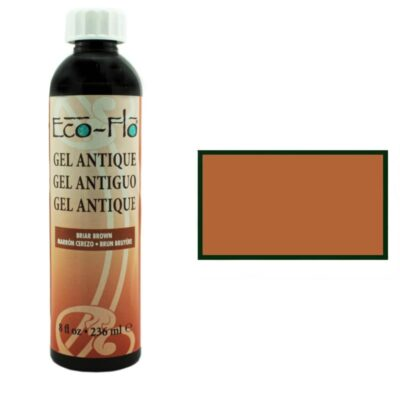 Eco-Flo Antique гель Briar brown