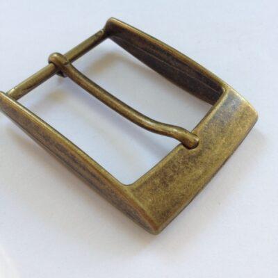 Пряжка для ремня 40 мм ст.латунь купить