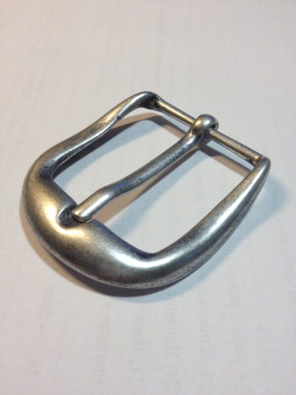 Пряжка 40 мм Италия ст.серебро