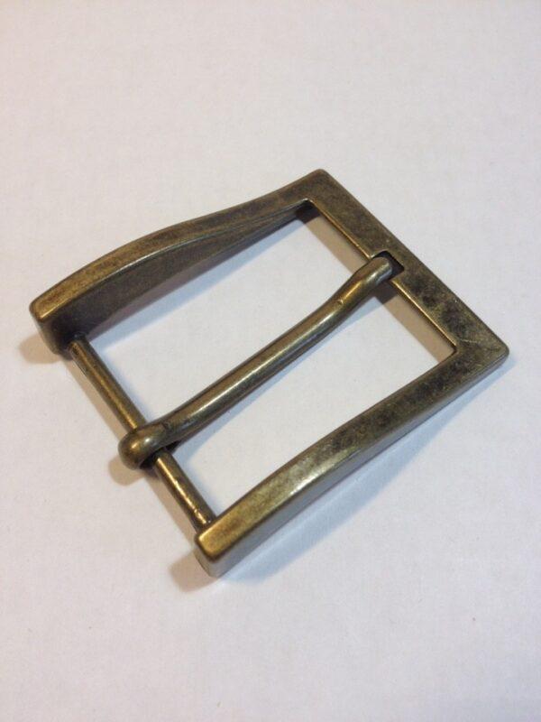 Пряжка для ремня 40 мм Итальянская фурнитура