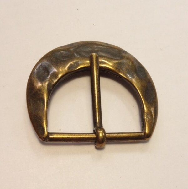Пряжки для женских ремней 30 мм старая латунь