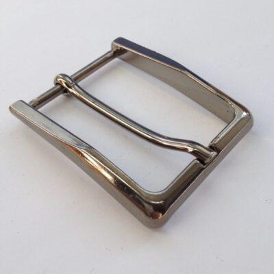 Пряжка для ремня 35 мм черный никель Италия