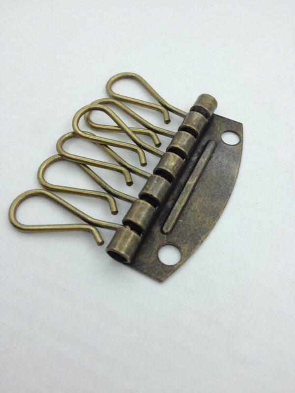 Металлофурнитура для ключниц