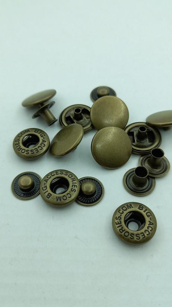 15 мм кнопки альфа
